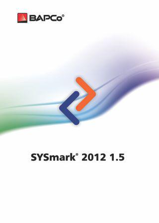 BAPCo SYSmark 2012 1-5 Boxart