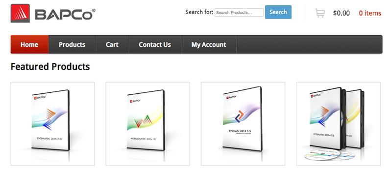 New BAPCo® Store now online!