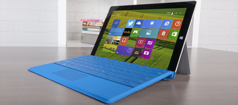 PC World Surface 3 review using BAPCo's MobileMark 2014