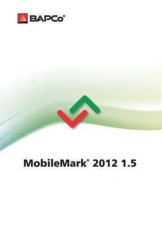 BAPCo MobileMark 2012 1-5 Boxart