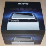 AnandTech: GIGABYTE BRIX Gaming UHD GB-BNi7HG4-950 mini-PC Review using BAPCo's SYSmark 2014