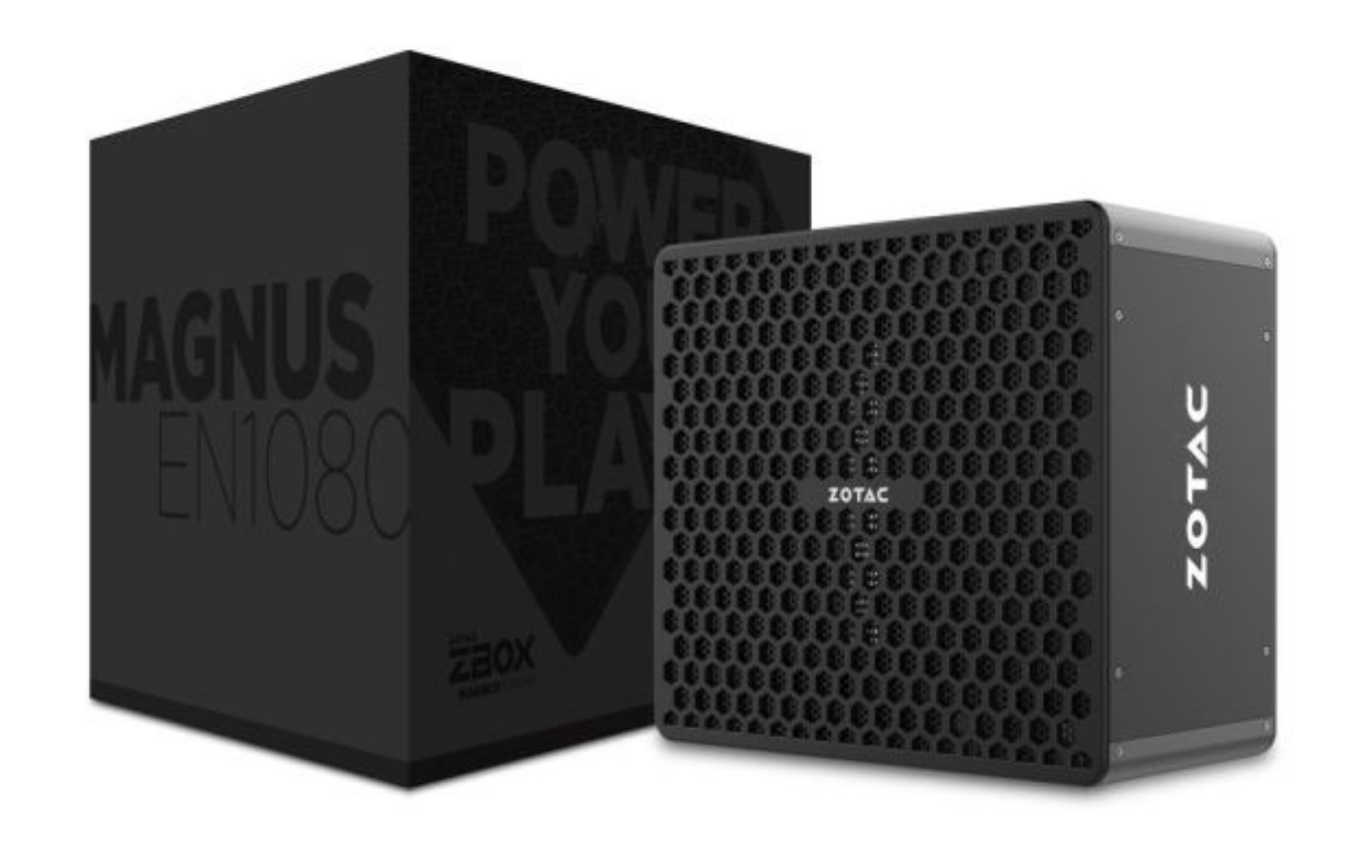 AnandTech: Zotac ZBOX MAGNUS EN1080 SFF PC Review: A Premium Gaming Powerhouse using BAPCo's New SYSmark 2014 SE