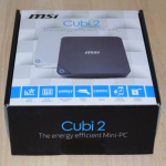 AnandTech: MSI Cubi 2 Kaby Lake UCFF PC Review using BAPCo's New SYSmark 2014 SE