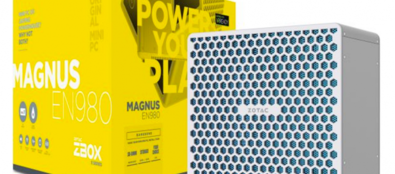 AnandTech: Zotac ZBOX MAGNUS EN980 SFF PC Review – An Innovative VR-Ready Gaming Powerhouse using BAPCo's SYSmark 2014