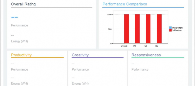 BAPCo® Releases SYSmark® 25 – The latest release of the premier PC performance metric featuring new Productivity, Creativity, and Responsiveness Scenarios.